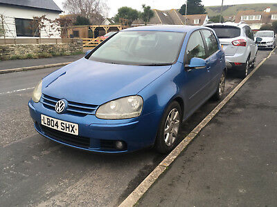 VW Golf 2.0 FSI 2004 Spares or Repair