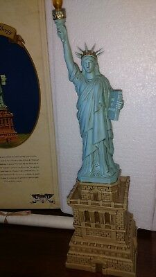 Dept 56 Vintage, The Statue of Liberty, American Pride Collection
