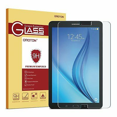"Genuine Tempered Glass For Samsung Galaxy Tab A6 7"" S4 10.5"" A 10.5"" Tab E 9.6"""