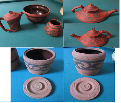 c.1906 Arts & Crafts Clifton Indian Ware Art Pottery Four Mile Arizona PICK ONE
