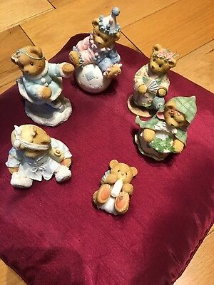 Cherished Teddies Collection *Job Lot*