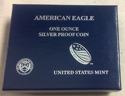 2012-W American Silver Eagle (1oz) Proof Coin