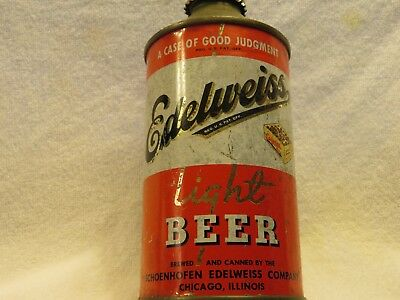 Edelweiss Beer Cone Top
