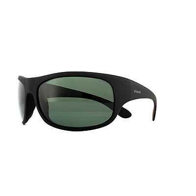 POLAROID SPORT SUNGLASSES P8414 KIH RC Black Green Polarized ... fd95e8f6c9