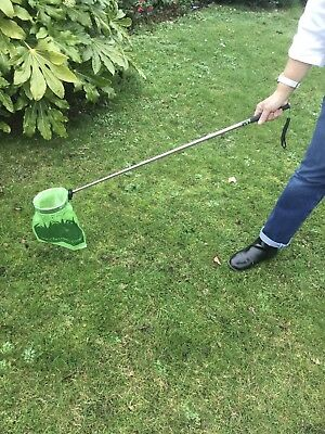 HooPoo Telescopic Dog Poo Catcher For Dogs On Lead , Suitable For All Size Dogs