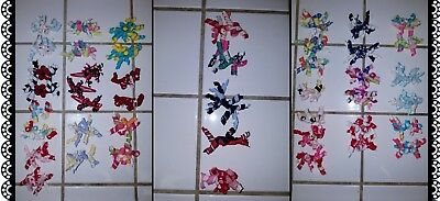 Girls Gymboree HUGE Hair Accessories LOT Bows Clips Curlies Hard to Find Pieces