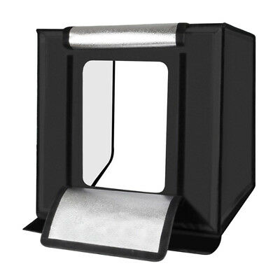 Studio Photography Box Lighting Set Kit for Products Photo Video 60cm 60W