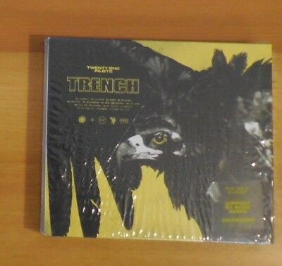 Twenty One Pilots - Trench - CD - Like New - Played Once