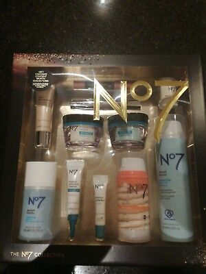 Boots No7 Gift Set Brand New And Boxed Worth £149.50