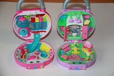 f1a8748bbcd Shopkins Lil  Secrets Secret Lock Pretty Petals Flower Shop   Candy Shop  Compact