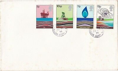 5 GB QE2 First Day Covers