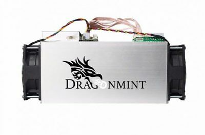 Halong DragonMint T1 16TH/s with PSU.  US Seller.