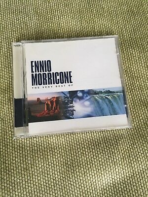 ENNIO MORRICONE 'The Very Best of' CD