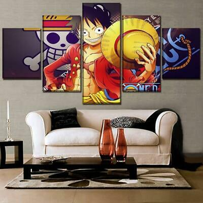 Limited Edition 4 - Anime Canvas Art Print for Wall Decor Painting