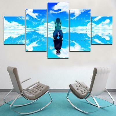 Limited Edition 5 - Anime Canvas Art Print for Wall Decor Painting