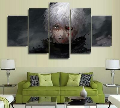 Limited Edition 6 - Anime Canvas Art Print for Wall Decor Painting