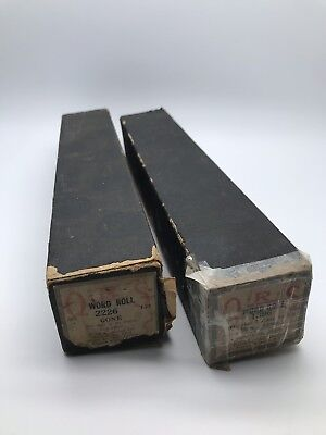 12 PLAYER PIANO ROLLS, QRS - See Pics For Titles