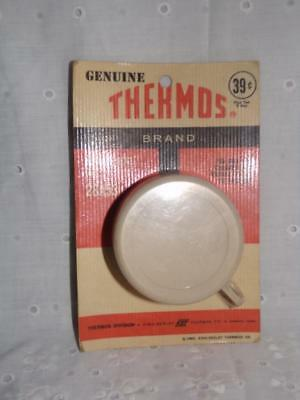 Vintage 1963 King-Seeley thermos co. Thermos Replacement Cup No. 28A53 tan