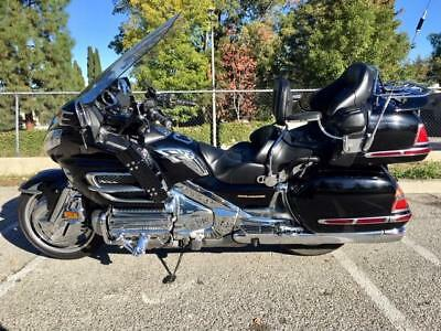 2002 Honda Gold Wing  honda goldwing 1800 2002