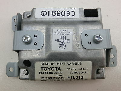 Interior Theft Warn Alarm module Control Unit for Lexus IS II 220d 05-13