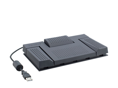 Olympus RS28H USB Foot Pedal with 3 Switches