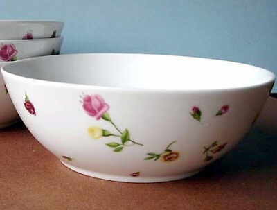 Royal Albert COUNTRY ROSE BUDS All Purpose Cereal Bowl (1) New