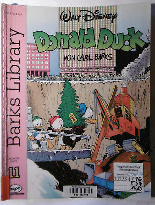 BARKS LIBRARY 11 - SPECIAL- DONALD DUCK von Carl Barks