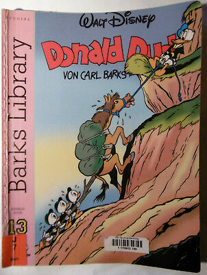 BARKS LIBRARY 13 - SPECIAL- DONALD DUCK von Carl Barks