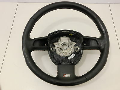 Steering Wheel S-line steering wheel Without Airbag Soul for Q7 4L Quattro