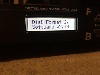 Alesis Datadisk SQ - Latest OS ROM Software 2.10  EPROM