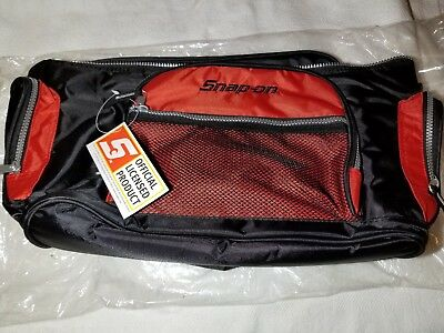 NEW W/TAG SNAP-ON TOOLS SSX18R2 COOLER BAG SNAP ON w/SHOULDER STRAP - Great GIFT