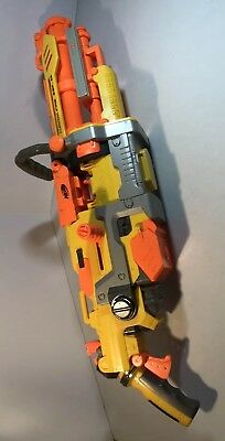 NERF HAVOK FIRE VULCAN EBF-25 ELITE GUN BLASTER (no Ammo, Belt, Box, Tripod)