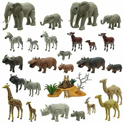 Playmobil Tiere Tier Afrika Wildnis Savanne Safari Zirkus Zoo