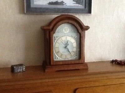 Acctim Mantle Clock Westminster Chimes
