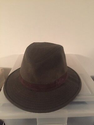 Pendelton Insulated Waxed Cotten Size Small Hat