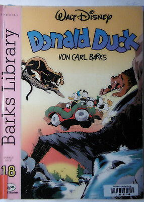 BARKS LIBRARY 18 - SPECIAL- DONALD DUCK von Carl Barks