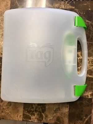 Leap Frog Tag Reader Set.   Case Pen And 6 Books