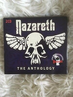 Nazareth - The Anthology - 2CD 2009 (Guns n' Roses/Thin Lizzy/Robin Trower)