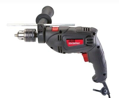 NEW! 1/2 in. VSR Variable Speed Reversible Hammer Drill Concrete Wood Steel Shop