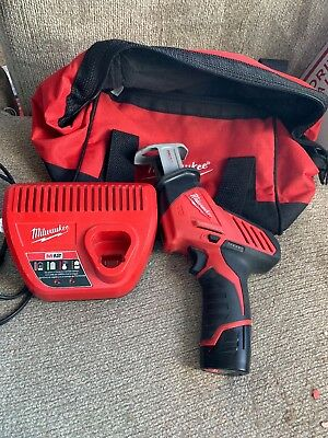 Bare-Tool Milwaukee 2420-20 Bare-Tool 12-Volt Hackzall Saw (Tool Only, No Batter