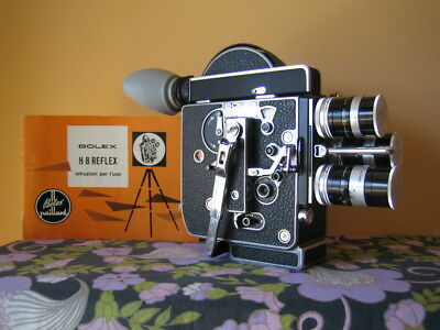 Bolex  8 Proffessional As New One Owner