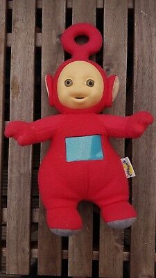 Teletubbies Talking PO 40 cm Plush Red Playskool Doll 1998