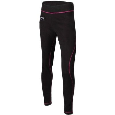 FXR Pyro Thermal Womens Base Layer Pants Black