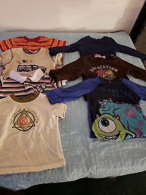 Baby Boy 6-9 Month Clothing Lot of 40 Pieces BabyGap, Carters/Osh Kosh, Disney