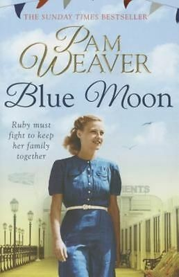 Blue Moon by Weaver, Pam, Good Book (Paperback) Fast & FREE Delivery!