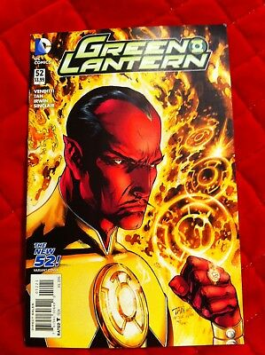US- Green Lantern Nr. 52 (2016) DC Comics VARIANT COVER The New 52