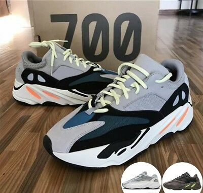 big sale 7a7b7 7e3ab 700 RUNNER KANYE West Mauve Wave Men Women Athletic 700s Sports Running  Sneakers