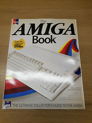 The Amiga Book  New Magbook Bookazine