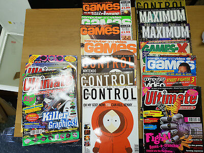 Retro Games Mags - Computer And Video Games Magazine (C&VG)