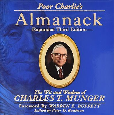 Poor Charlie's Almanack 3rd Ed (pdf and epub)